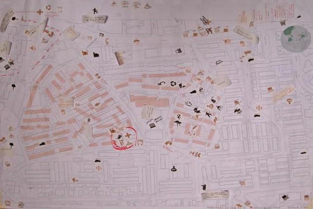 Mapa colectivo