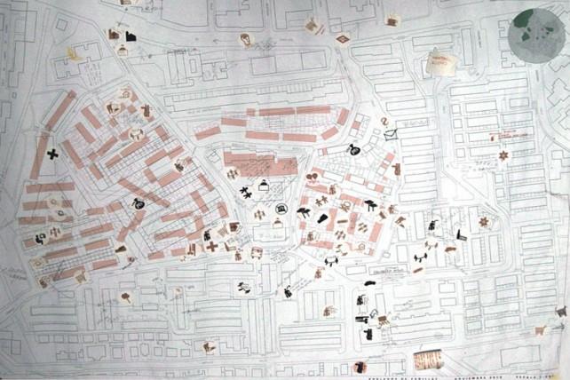 Mapa común