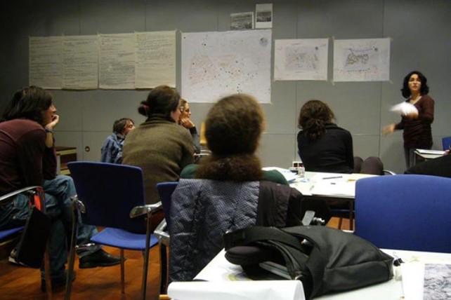 Sesión en aula 2