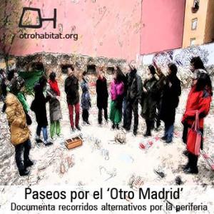 Paseos por el otro Madrid web